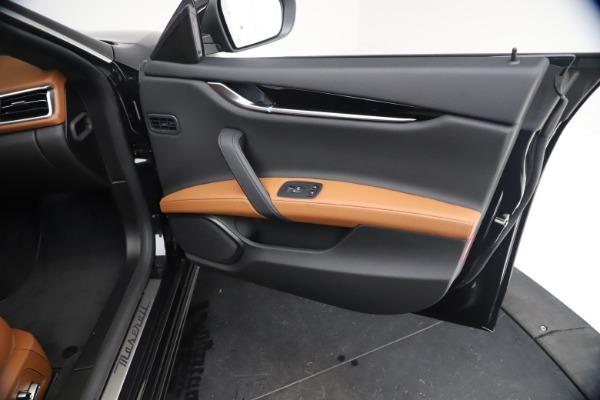 New 2021 Maserati Ghibli S Q4 for sale Call for price at Alfa Romeo of Greenwich in Greenwich CT 06830 24