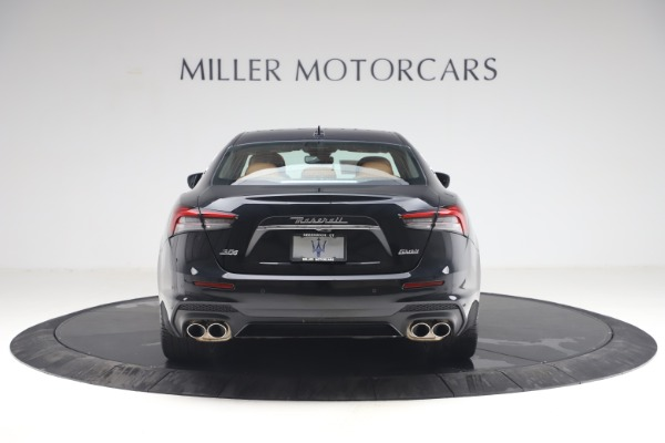 New 2021 Maserati Ghibli S Q4 for sale Call for price at Alfa Romeo of Greenwich in Greenwich CT 06830 6