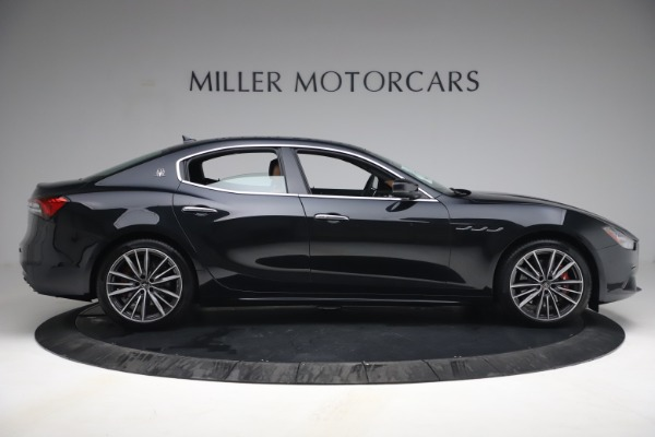 New 2021 Maserati Ghibli S Q4 for sale Call for price at Alfa Romeo of Greenwich in Greenwich CT 06830 9