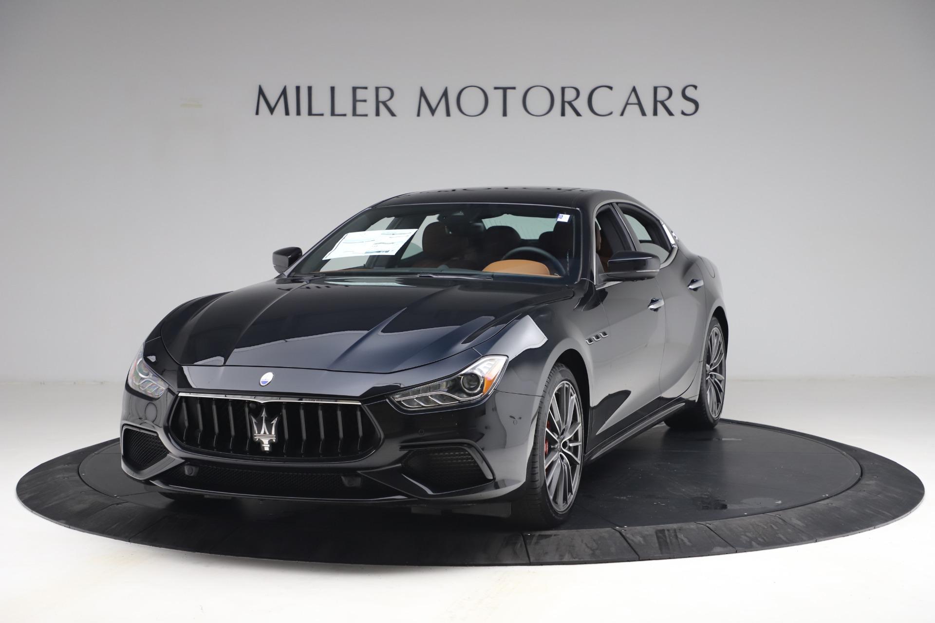 New 2021 Maserati Ghibli S Q4 for sale Call for price at Alfa Romeo of Greenwich in Greenwich CT 06830 1