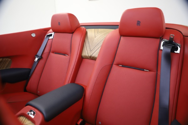 Used 2016 Rolls-Royce Dawn for sale Sold at Alfa Romeo of Greenwich in Greenwich CT 06830 22