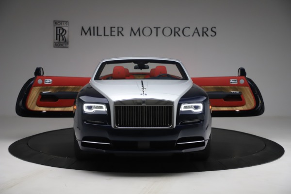 Used 2016 Rolls-Royce Dawn for sale Sold at Alfa Romeo of Greenwich in Greenwich CT 06830 28
