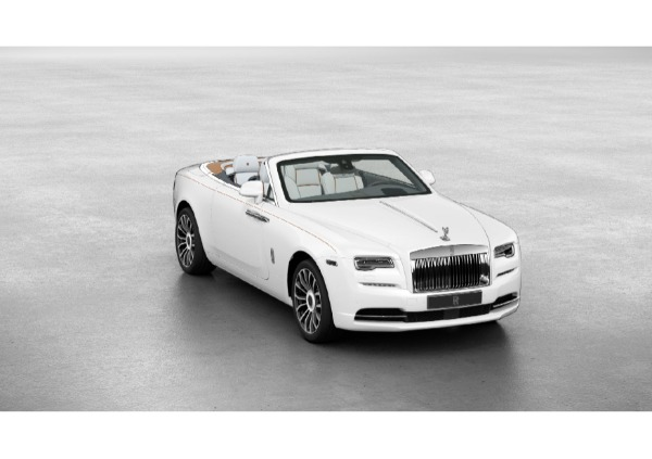 New 2021 Rolls-Royce Dawn for sale Sold at Alfa Romeo of Greenwich in Greenwich CT 06830 2