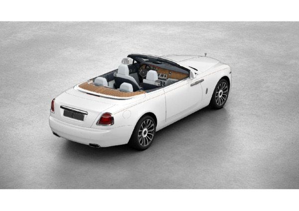 New 2021 Rolls-Royce Dawn for sale Sold at Alfa Romeo of Greenwich in Greenwich CT 06830 3