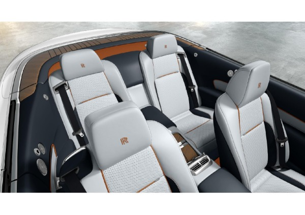 New 2021 Rolls-Royce Dawn for sale Sold at Alfa Romeo of Greenwich in Greenwich CT 06830 4