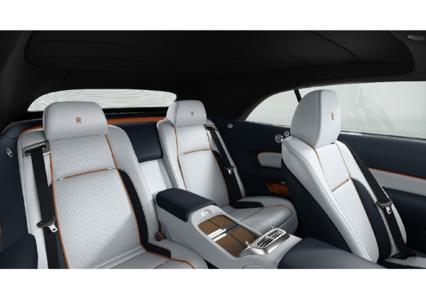 New 2021 Rolls-Royce Dawn for sale Sold at Alfa Romeo of Greenwich in Greenwich CT 06830 5