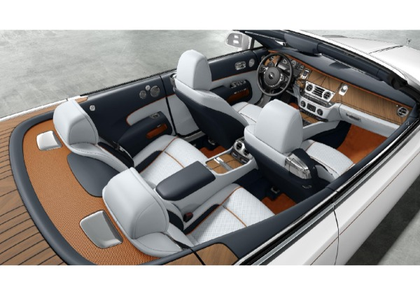 New 2021 Rolls-Royce Dawn for sale Sold at Alfa Romeo of Greenwich in Greenwich CT 06830 6