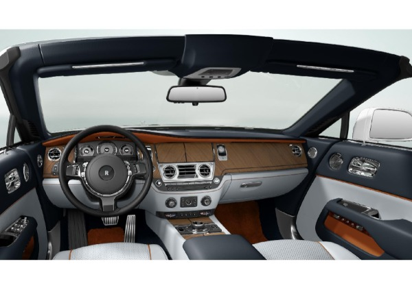 New 2021 Rolls-Royce Dawn for sale Sold at Alfa Romeo of Greenwich in Greenwich CT 06830 7