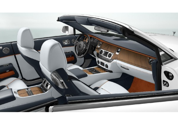 New 2021 Rolls-Royce Dawn for sale Sold at Alfa Romeo of Greenwich in Greenwich CT 06830 8