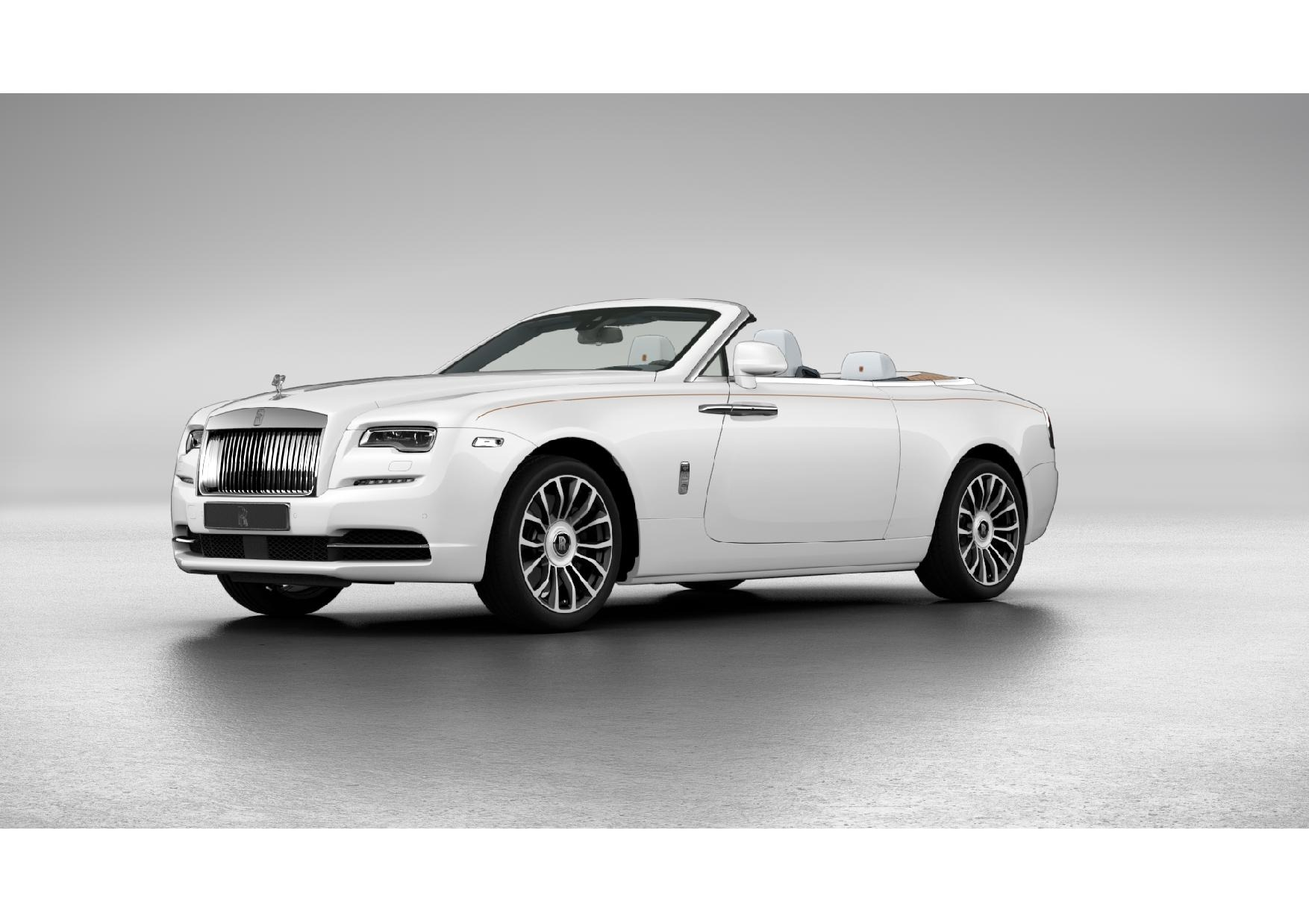 New 2021 Rolls-Royce Dawn for sale Sold at Alfa Romeo of Greenwich in Greenwich CT 06830 1