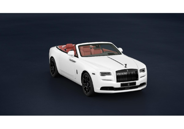 New 2021 Rolls-Royce Dawn Black Badge for sale Call for price at Alfa Romeo of Greenwich in Greenwich CT 06830 2