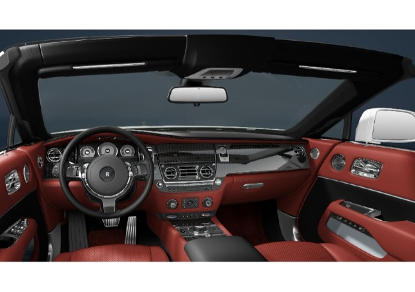 New 2021 Rolls-Royce Dawn Black Badge for sale Call for price at Alfa Romeo of Greenwich in Greenwich CT 06830 4