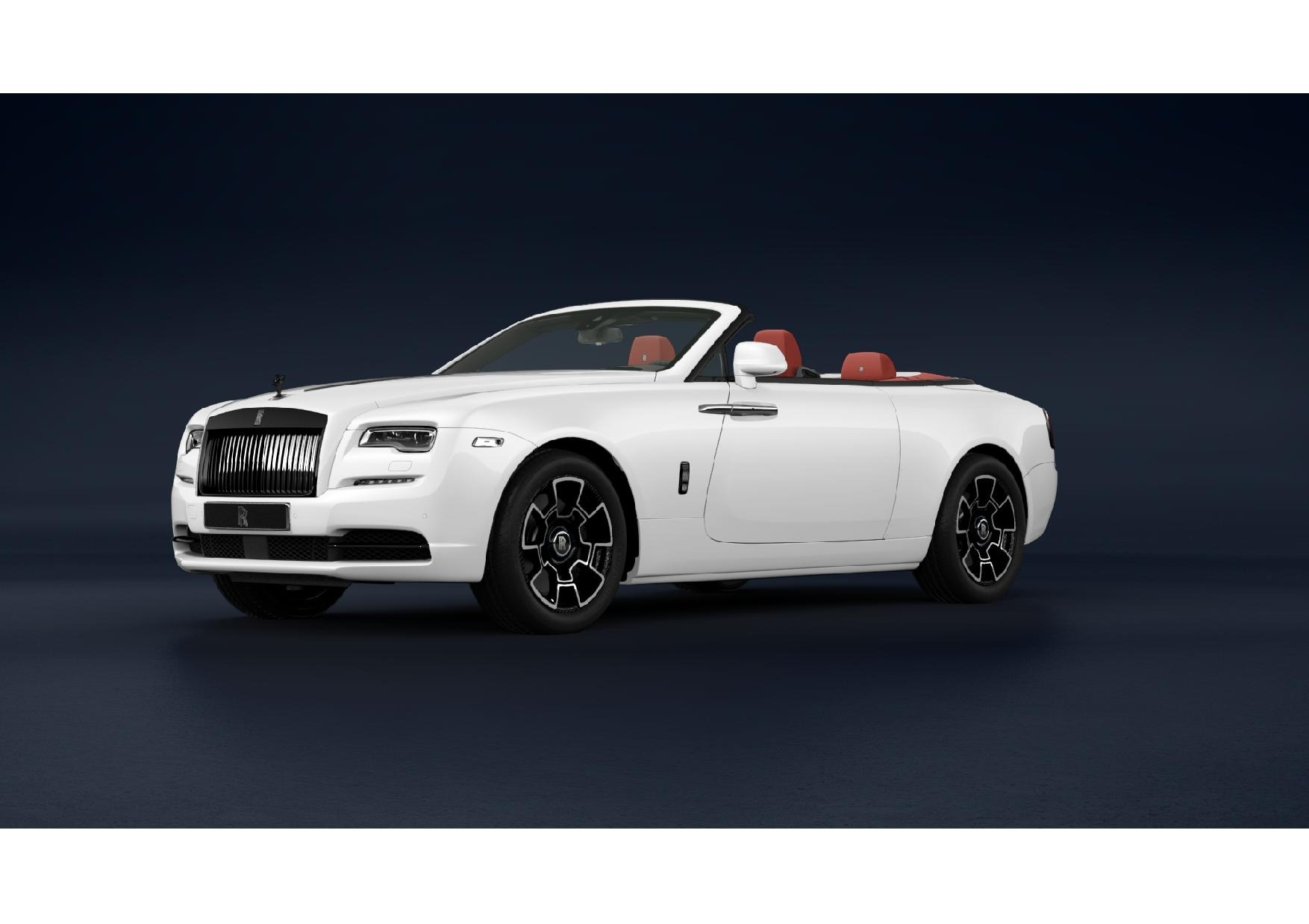 New 2021 Rolls-Royce Dawn Black Badge for sale Call for price at Alfa Romeo of Greenwich in Greenwich CT 06830 1