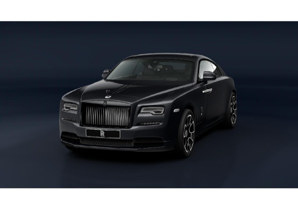 New 2021 Rolls-Royce Wraith Black Badge for sale Call for price at Alfa Romeo of Greenwich in Greenwich CT 06830 2