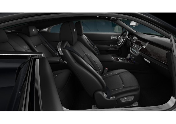 New 2021 Rolls-Royce Wraith Black Badge for sale Call for price at Alfa Romeo of Greenwich in Greenwich CT 06830 6