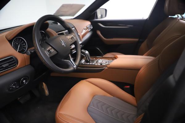 New 2021 Maserati Levante Q4 GranLusso for sale $93,385 at Alfa Romeo of Greenwich in Greenwich CT 06830 13