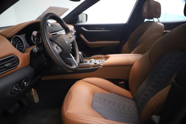 New 2021 Maserati Levante Q4 GranLusso for sale $93,385 at Alfa Romeo of Greenwich in Greenwich CT 06830 14