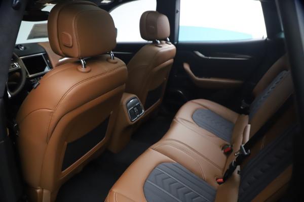 New 2021 Maserati Levante Q4 GranLusso for sale $93,385 at Alfa Romeo of Greenwich in Greenwich CT 06830 17