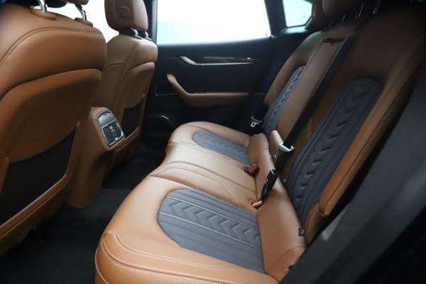 New 2021 Maserati Levante Q4 GranLusso for sale $93,385 at Alfa Romeo of Greenwich in Greenwich CT 06830 18