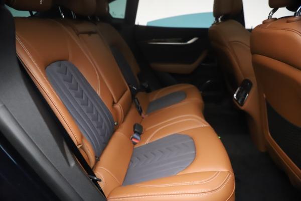 New 2021 Maserati Levante Q4 GranLusso for sale $93,385 at Alfa Romeo of Greenwich in Greenwich CT 06830 24
