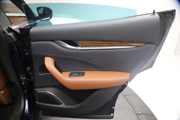 New 2021 Maserati Levante Q4 GranLusso for sale $93,385 at Alfa Romeo of Greenwich in Greenwich CT 06830 25