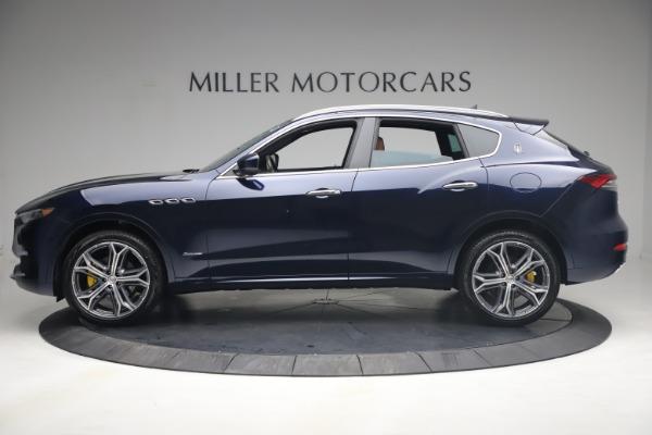 New 2021 Maserati Levante Q4 GranLusso for sale $93,385 at Alfa Romeo of Greenwich in Greenwich CT 06830 3