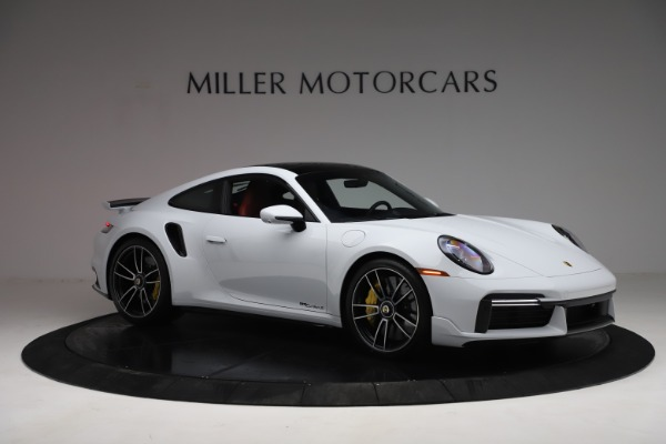 Used 2021 Porsche 911 Turbo S for sale Sold at Alfa Romeo of Greenwich in Greenwich CT 06830 10