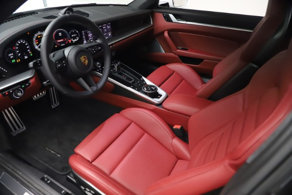 Used 2021 Porsche 911 Turbo S for sale Sold at Alfa Romeo of Greenwich in Greenwich CT 06830 13