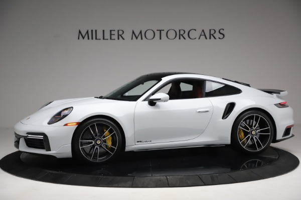 Used 2021 Porsche 911 Turbo S for sale Sold at Alfa Romeo of Greenwich in Greenwich CT 06830 2