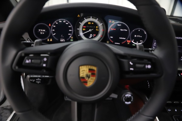 Used 2021 Porsche 911 Turbo S for sale Sold at Alfa Romeo of Greenwich in Greenwich CT 06830 20