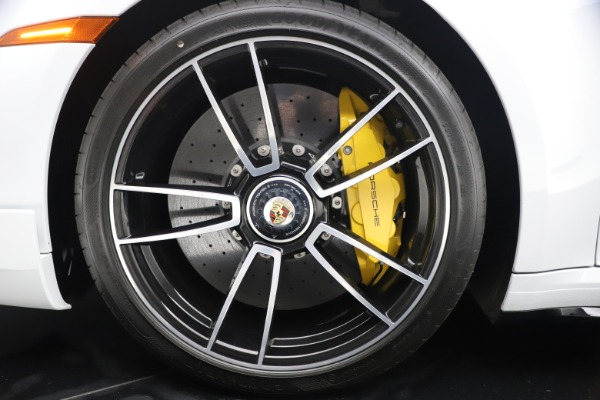 Used 2021 Porsche 911 Turbo S for sale Sold at Alfa Romeo of Greenwich in Greenwich CT 06830 24