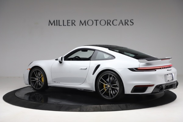 Used 2021 Porsche 911 Turbo S for sale Sold at Alfa Romeo of Greenwich in Greenwich CT 06830 4