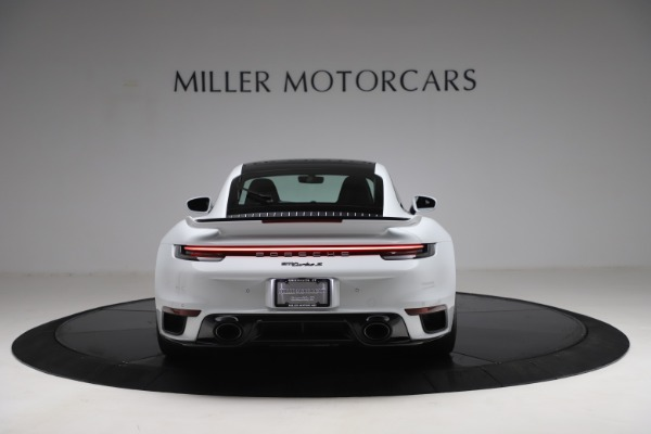 Used 2021 Porsche 911 Turbo S for sale Sold at Alfa Romeo of Greenwich in Greenwich CT 06830 6
