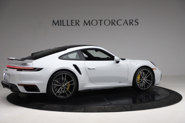 Used 2021 Porsche 911 Turbo S for sale Sold at Alfa Romeo of Greenwich in Greenwich CT 06830 8