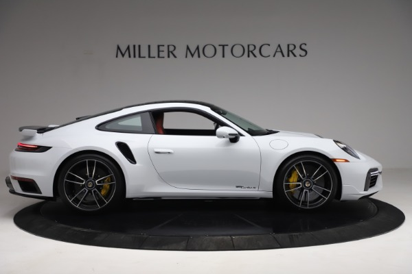 Used 2021 Porsche 911 Turbo S for sale Sold at Alfa Romeo of Greenwich in Greenwich CT 06830 9