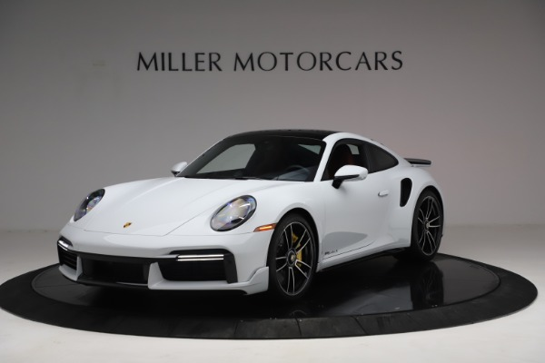 Used 2021 Porsche 911 Turbo S for sale Sold at Alfa Romeo of Greenwich in Greenwich CT 06830 1
