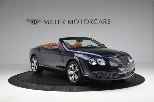 Used 2011 Bentley Continental GTC GT for sale Sold at Alfa Romeo of Greenwich in Greenwich CT 06830 11