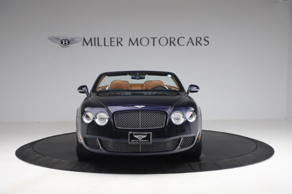 Used 2011 Bentley Continental GTC GT for sale Sold at Alfa Romeo of Greenwich in Greenwich CT 06830 12