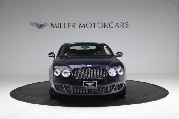 Used 2011 Bentley Continental GTC GT for sale Sold at Alfa Romeo of Greenwich in Greenwich CT 06830 13