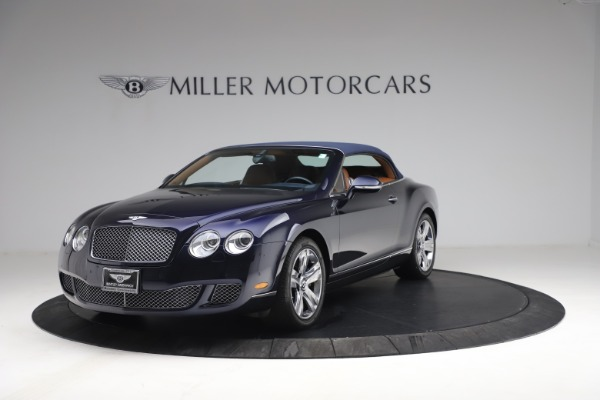 Used 2011 Bentley Continental GTC GT for sale Sold at Alfa Romeo of Greenwich in Greenwich CT 06830 14