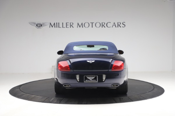 Used 2011 Bentley Continental GTC GT for sale Sold at Alfa Romeo of Greenwich in Greenwich CT 06830 17