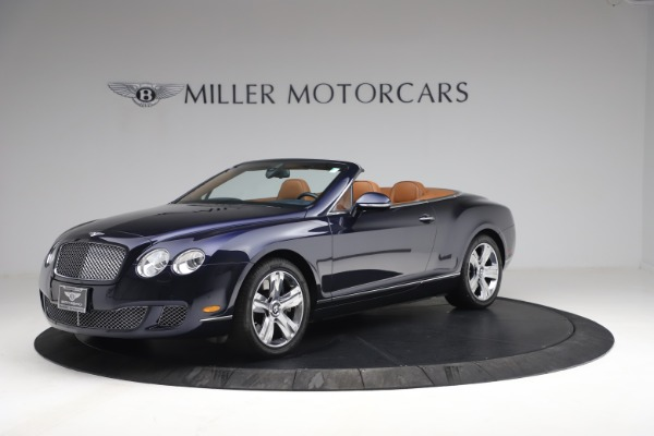 Used 2011 Bentley Continental GTC GT for sale Sold at Alfa Romeo of Greenwich in Greenwich CT 06830 2