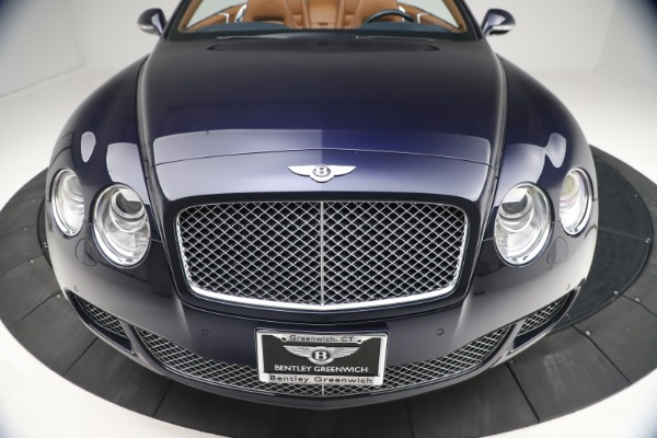 Used 2011 Bentley Continental GTC GT for sale Sold at Alfa Romeo of Greenwich in Greenwich CT 06830 21