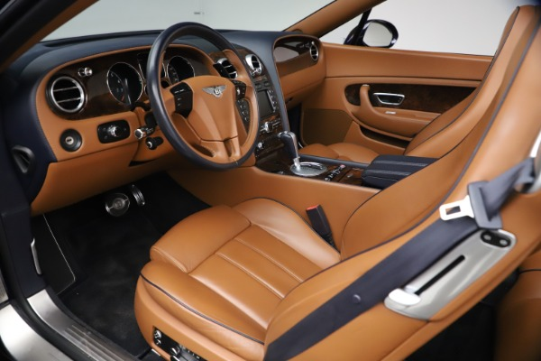 Used 2011 Bentley Continental GTC GT for sale Sold at Alfa Romeo of Greenwich in Greenwich CT 06830 25