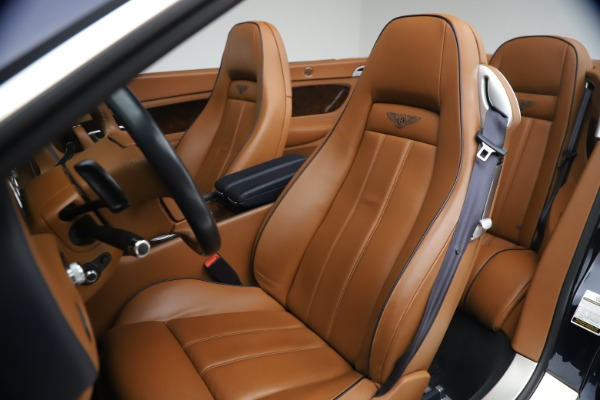 Used 2011 Bentley Continental GTC GT for sale Sold at Alfa Romeo of Greenwich in Greenwich CT 06830 27