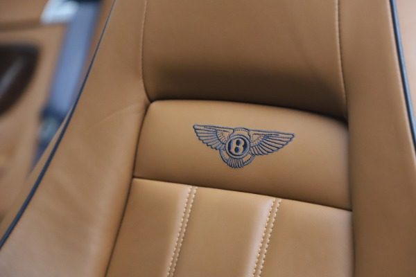 Used 2011 Bentley Continental GTC GT for sale Sold at Alfa Romeo of Greenwich in Greenwich CT 06830 28