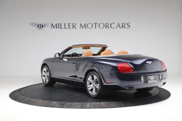 Used 2011 Bentley Continental GTC GT for sale Sold at Alfa Romeo of Greenwich in Greenwich CT 06830 5