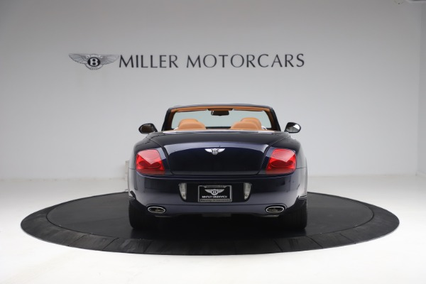 Used 2011 Bentley Continental GTC GT for sale Sold at Alfa Romeo of Greenwich in Greenwich CT 06830 6