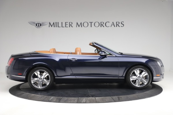 Used 2011 Bentley Continental GTC GT for sale Sold at Alfa Romeo of Greenwich in Greenwich CT 06830 9