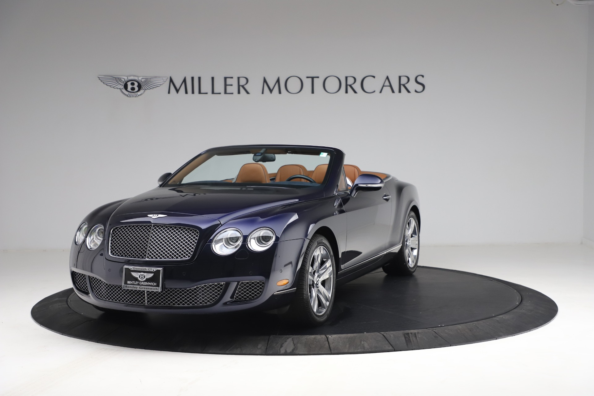 Used 2011 Bentley Continental GTC GT for sale Sold at Alfa Romeo of Greenwich in Greenwich CT 06830 1